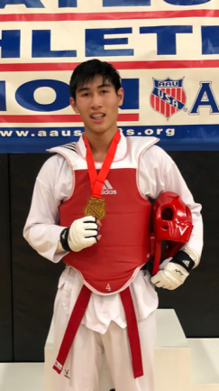 2018 AAU National Qualifier - Gabe Le