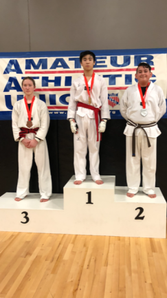 2018 AAU National Qualifier - Thomas Le