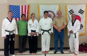 black belt - june 2014