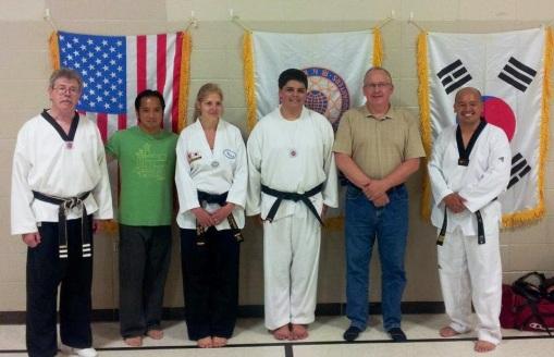black belt - june 2014